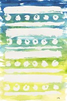 Watercolor Pattern IV Fine-Art Print