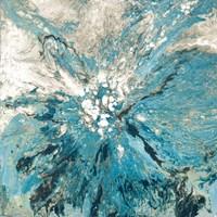 The Teal Sea Fine-Art Print