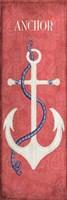Oars & Anchors I Fine-Art Print