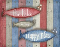 Lake Place Fine-Art Print