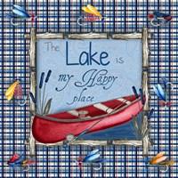 On the Lake I Fine-Art Print