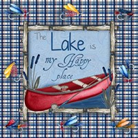 On the Lake I Fine-Art Print