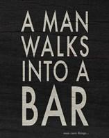 Bar I Fine-Art Print