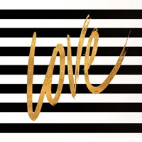 Valentines Stripes IV Fine-Art Print
