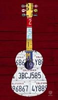 Guitar 1 Fine-Art Print