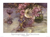 Springtime Reflection Fine-Art Print