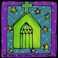 Church Fine-Art Print