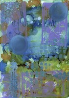 Texture - Blue Fine-Art Print