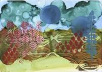 Texture - Blue Sky Fine-Art Print