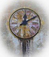 Italy Clock 1 Fine-Art Print