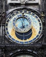 Prague Clock 1 Fine-Art Print