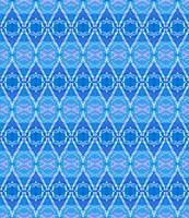 Blue Diamonds Fine-Art Print