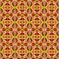 Geometric Cubism Fine-Art Print