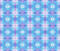 Purple and Blue Ethereal Fine-Art Print