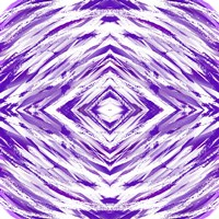 Purple with White Streaks Fine-Art Print