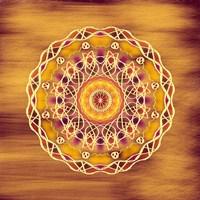 The Golden Disc Fine-Art Print