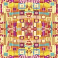 A Play of Squares Fine-Art Print