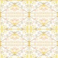 Earthy Dots and Squares Fine-Art Print
