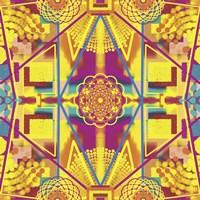 Jewel Toned Flora Fine-Art Print