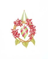 Rose Hip Wreath Fine-Art Print