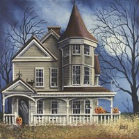 Haunted House Fine-Art Print