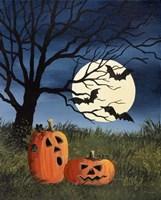 Spooked! Fine-Art Print