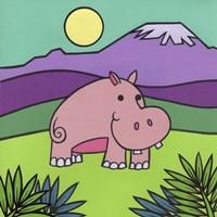 Hippopotamus Fine-Art Print