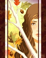 Autumn Branches Fine-Art Print
