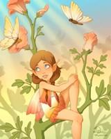 Butterfly Season Fine-Art Print