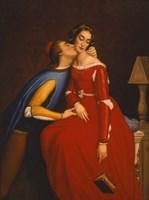 The Kiss Fine-Art Print
