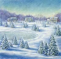 Winter's Day Fine-Art Print