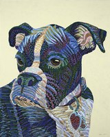 Boxer Portrait Fine-Art Print