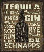 Liquor Sign III Fine-Art Print
