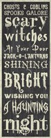 Halloween Sign Fine-Art Print