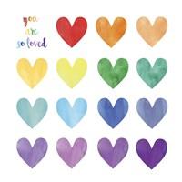 WC Hearts Fine-Art Print