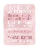 Girl Night Born Fine-Art Print