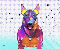 Bull Terrier XI Fine-Art Print