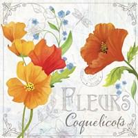 Fleurs IV Fine-Art Print