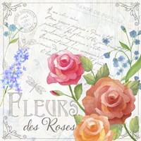 Fleurs V Fine-Art Print