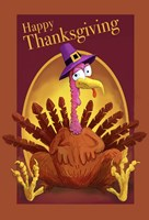 Banner Thanksgiving Fine-Art Print