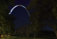Arch In The Park Fine-Art Print