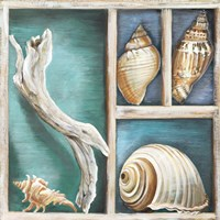Collection of Memories I Fine-Art Print