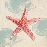 Ocean Gift I Framed Print