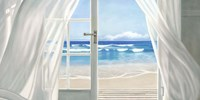 Window by the Sea (detail) Fine-Art Print