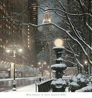 City Lights NYC Fine-Art Print