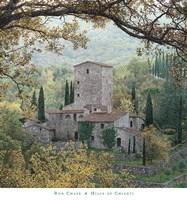 Hills of Chianti Fine-Art Print