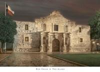 The Alamo Fine-Art Print