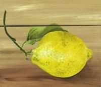 Lemon on a Box Fine-Art Print