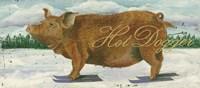 Hot Dogger Fine-Art Print