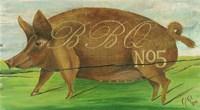 BBQ No.5 Fine-Art Print